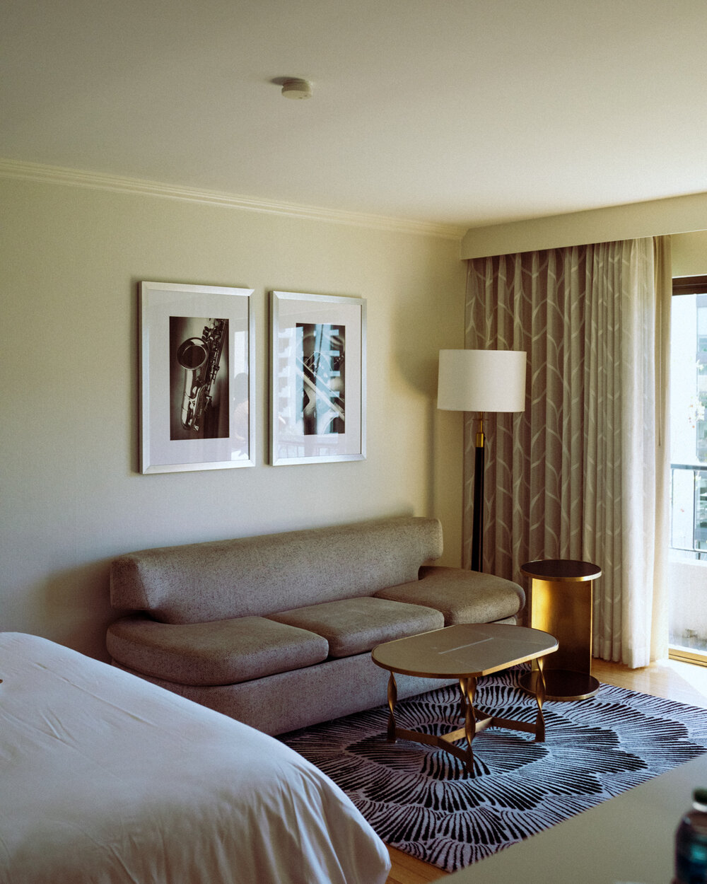 Rachel Off Duty: The Rooms at the Avenue of the Arts Hotel in Costa Mesa