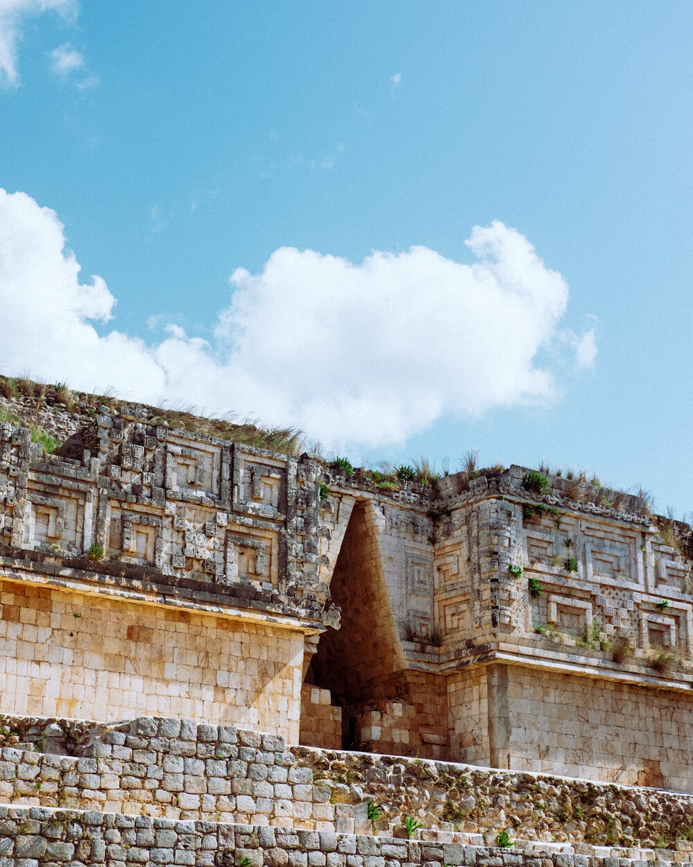 Rachel Off Duty: The Intricate Ruins at Uxmal, Mexico