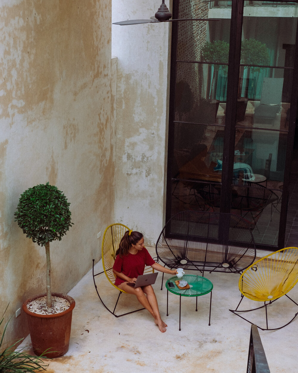 Rachel Off Duty: Where to Stay in Merida, Mexico