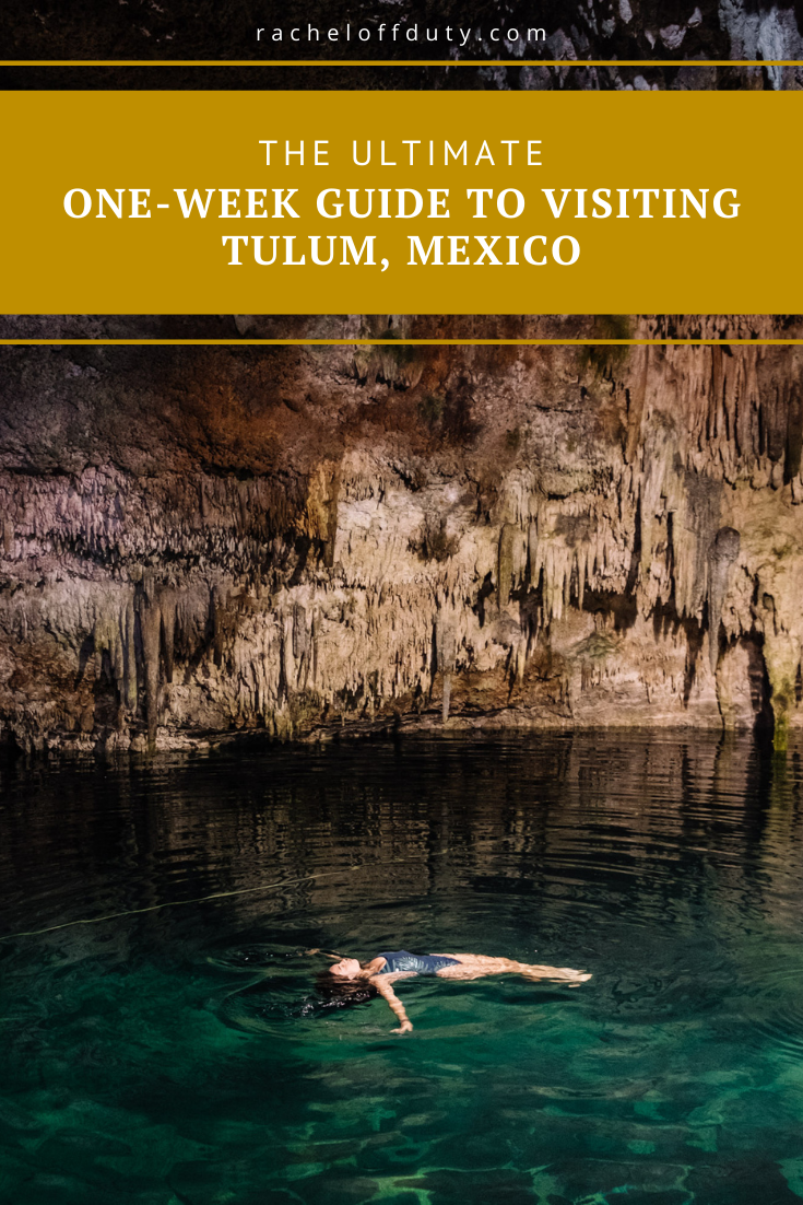 The Ultimate One-Week Guide to Tulum, Mexico – Rachel Off Duty