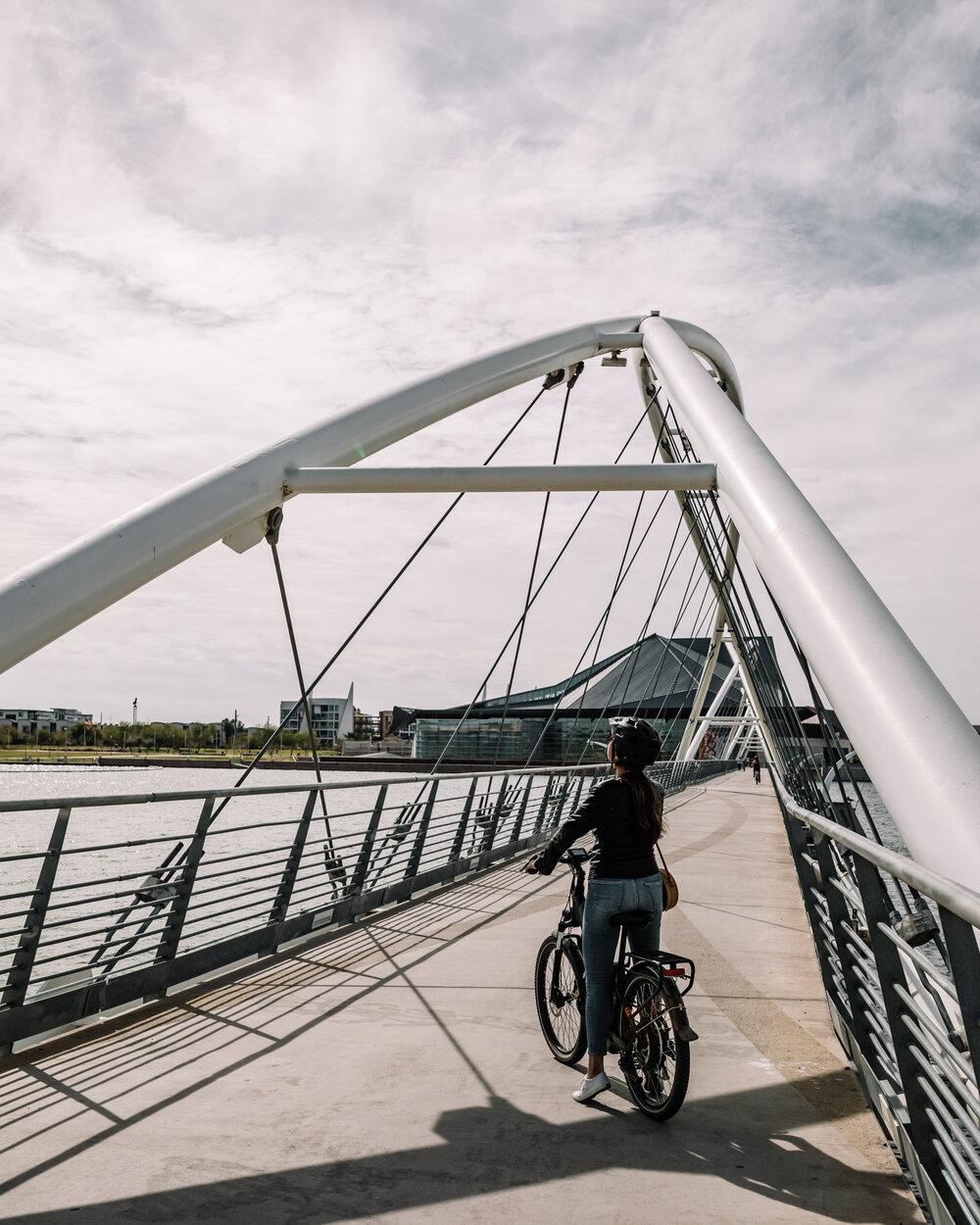 Rachel Off Duty: E-Bike Touring Around Tempe