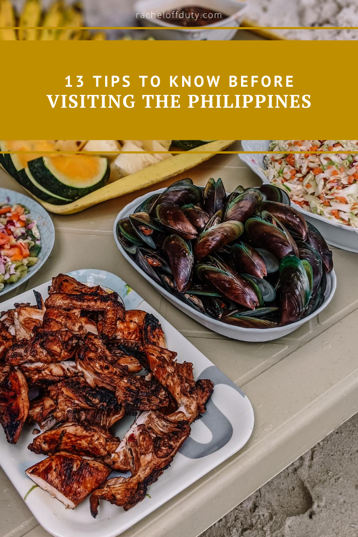 Rachel Off Duty: Everything You Need to Know Before Visiting the Philippines