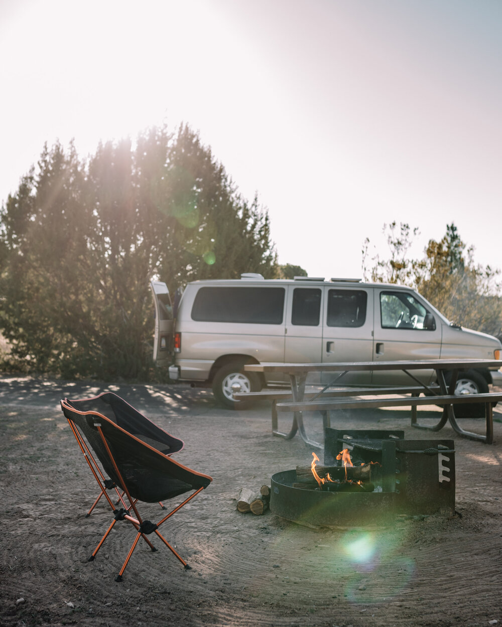 Rachel Off Duty: Camping at Dead Horse State Park in Verde Valley, Arizona