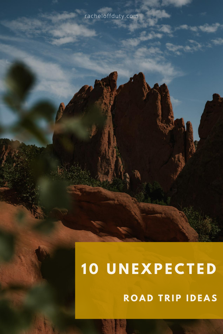Rachel Off Duty: 10 Unexpected US Road Trip Ideas To Put On Your Radar