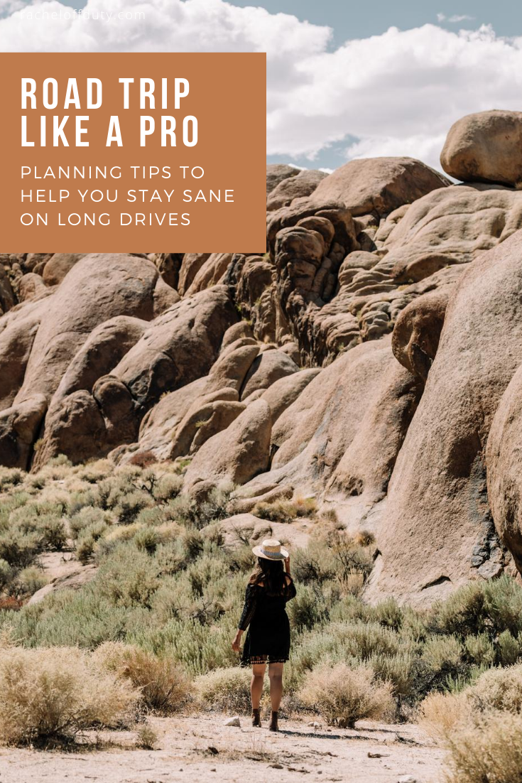 Rachel Off Duty: Road Trip Like a Pro – Tips to Help You Conquer Long Drives
