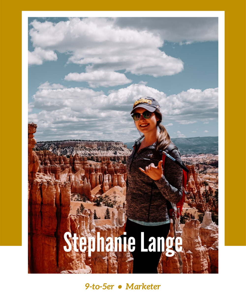 Rachel Off Duty: Stories Beyond the 9-to-5: Stephanie Lange