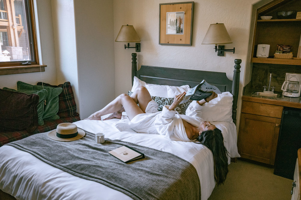Where to Stay in Park City: The Lodges at Deer Valley