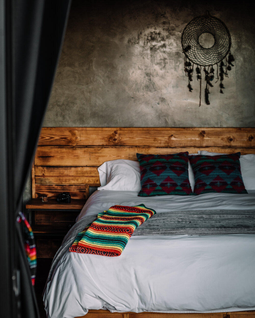 Rachel Off Duty: A Room in The UvaUva Eco Cabins