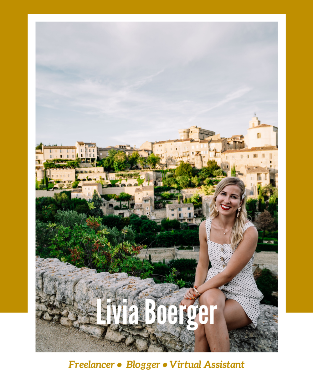 Rachel Off Duty: Stories Beyond the 9-to-5 – Episode 5 - Livia Boerger
