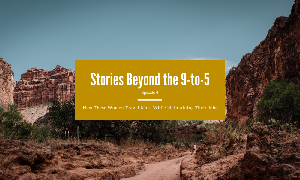 Rachel Off Duty: Stories Beyond the 9 to 5 - Episode 4
