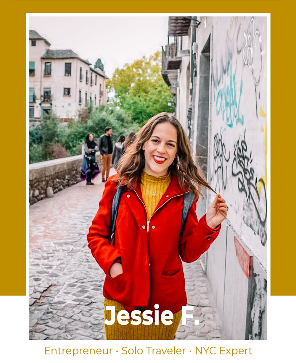 Rachel Off Duty: How These Women Travel More While Maintaining Their Careers - Jessie Festa