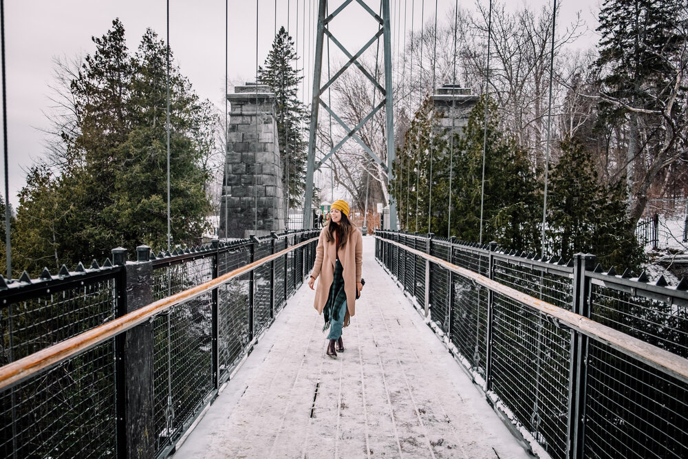 Rachel Off Duty: The Ultimate 3-Day Guide to Visiting Quebec in the Winter