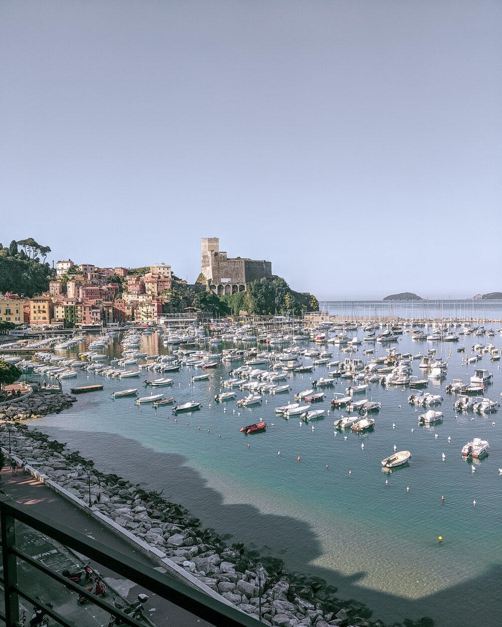 Rachel Off Duty: Nice to Cinque Terre