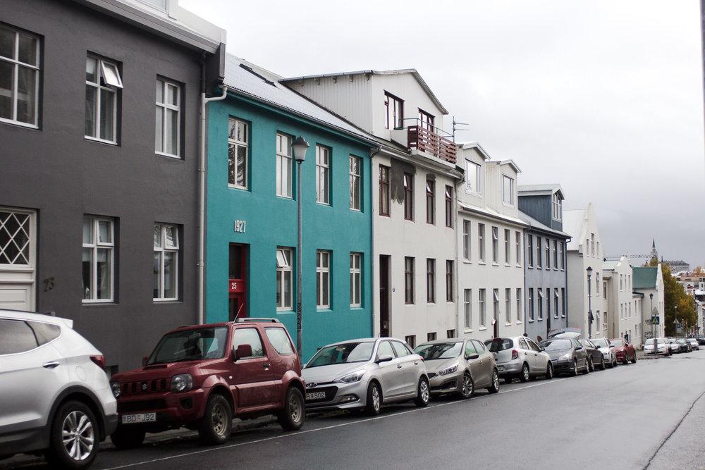 Rachel Off Duty: Reykjavik