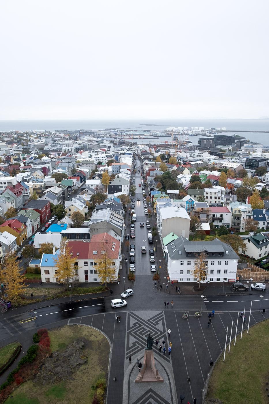 Rachel Off Duty: Hallgrímstorg 101, 101 Reykjavík