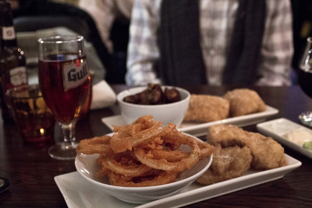 Rachel Off Duty: Icelandic Fish & Chips