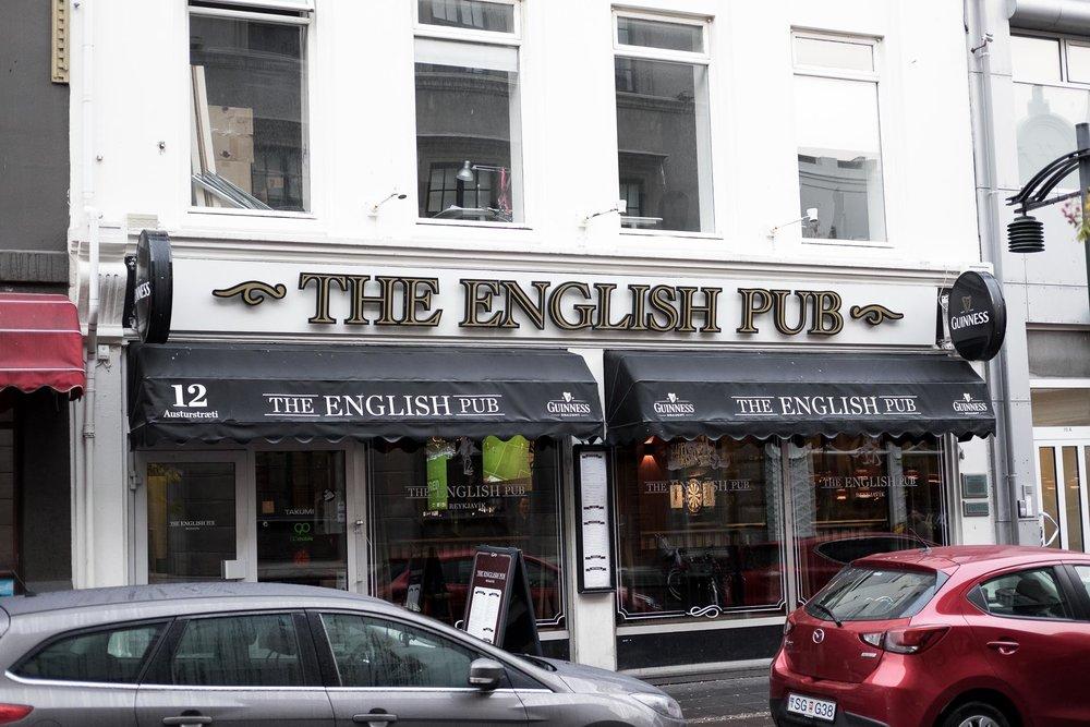 Rachel Off Duty: The English Pub