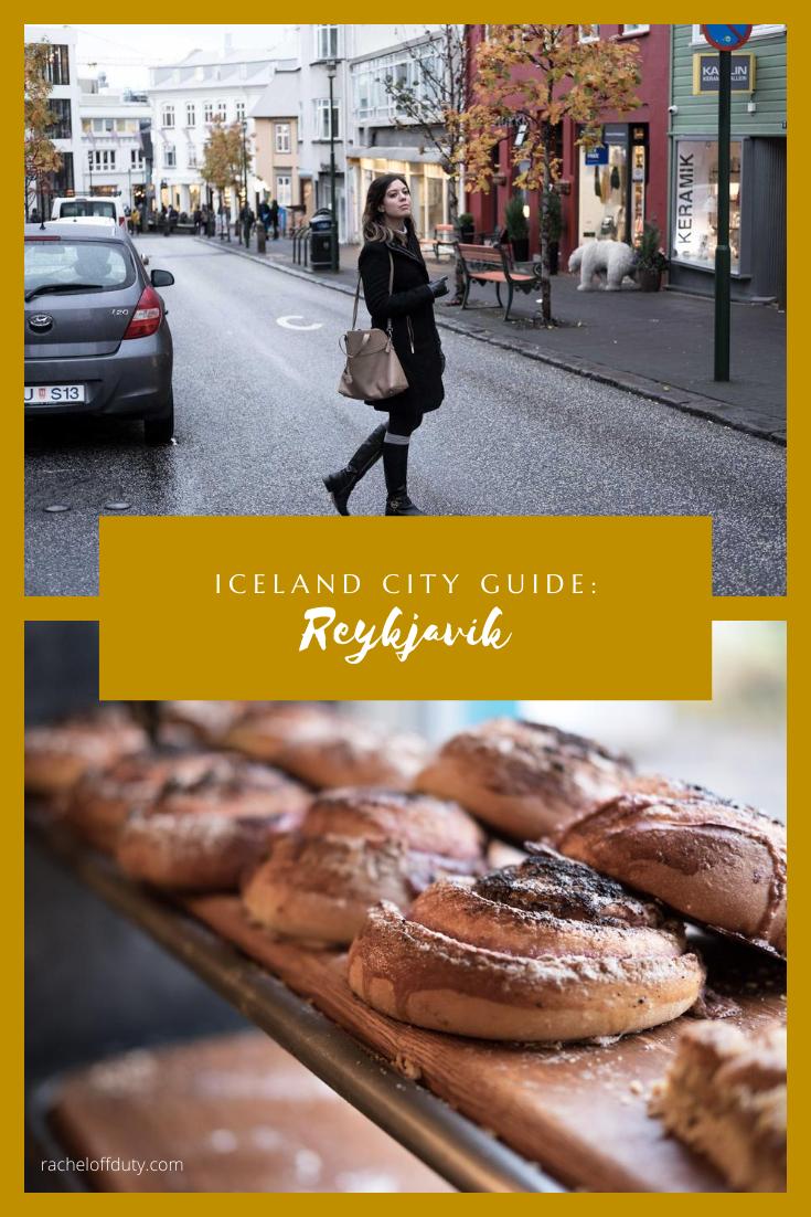 Rachel Off Duty: City Guide: Off Duty in Reykjavik