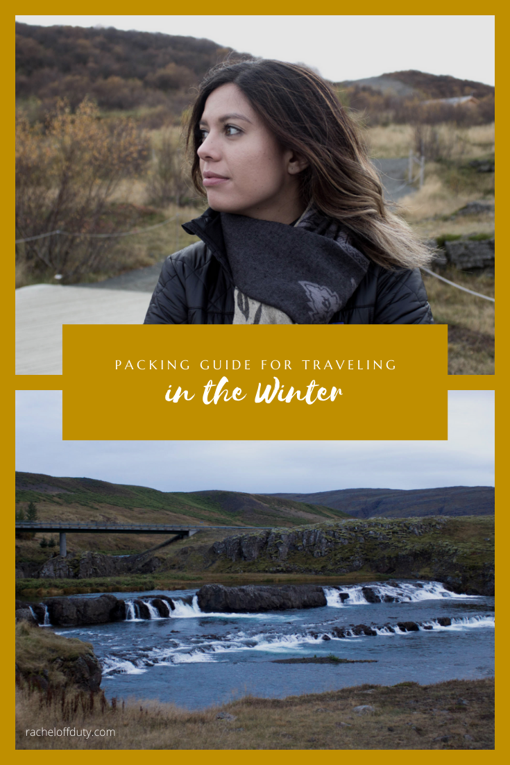 Rachel Off Duty: Packing for a Winter Vacation
