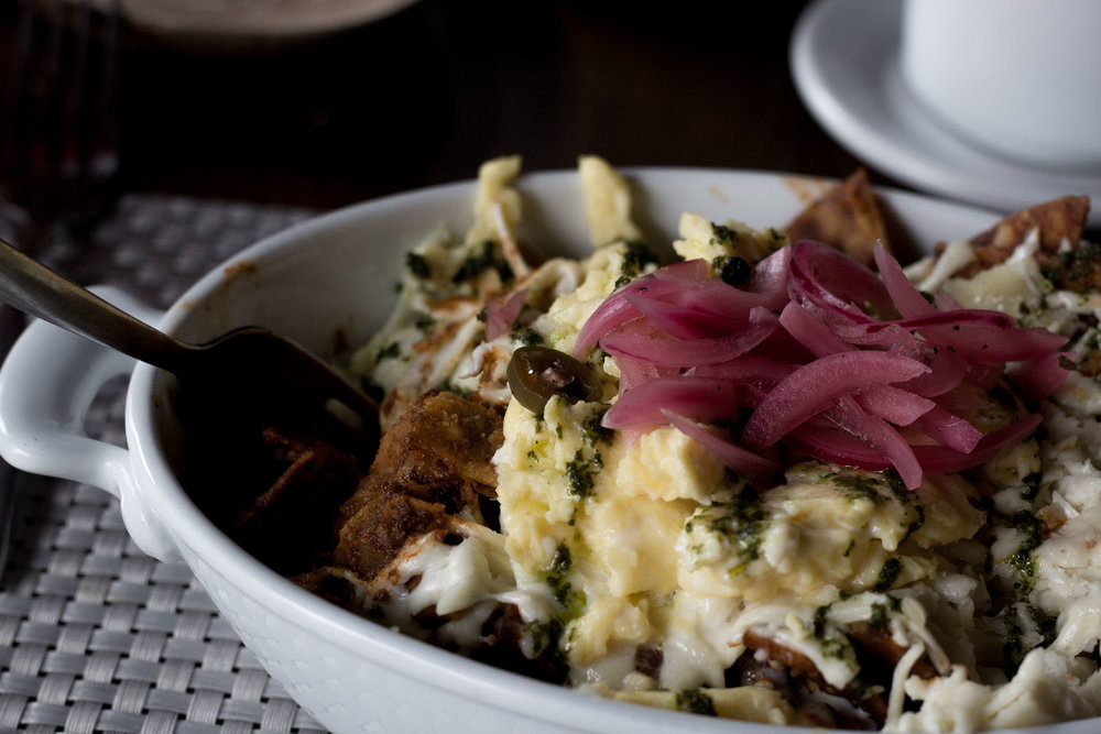 Rachel Off Duty: Chilaquiles at Casa Marcello