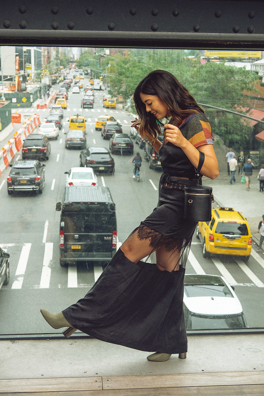 Rachel Off Duty: Woman in New York
