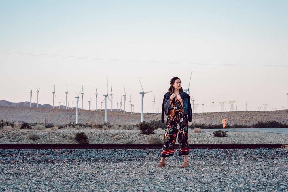 Rachel Off Duty: Woman in Palm Springs