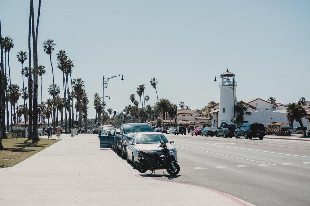 Rachel Off Duty: Weekend Guide - Santa Barbara