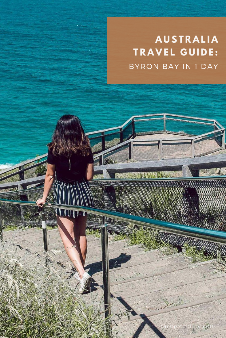 Rachel Off Duty: How to See Byron Bay in 1 Day