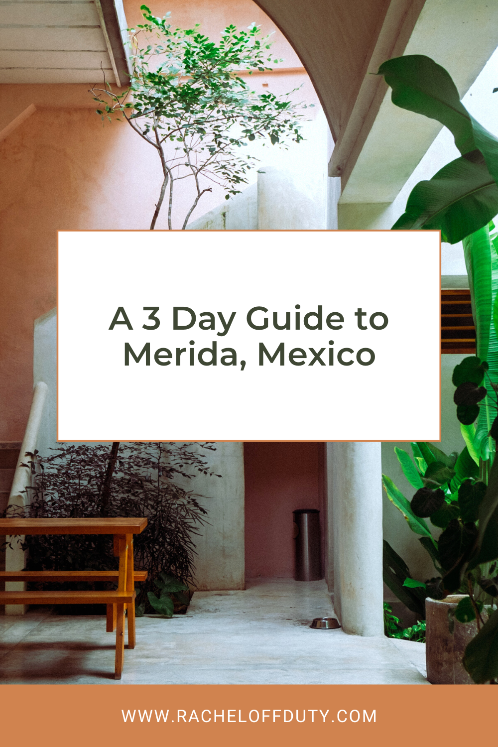 Everything You Need to Know Before Visiting the Yucatán Peninsula – Rachel Off Duty