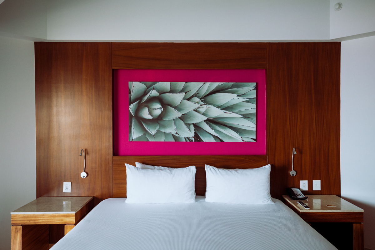Rachel Off Duty: The Beds at Krystal Grand Los Cabos