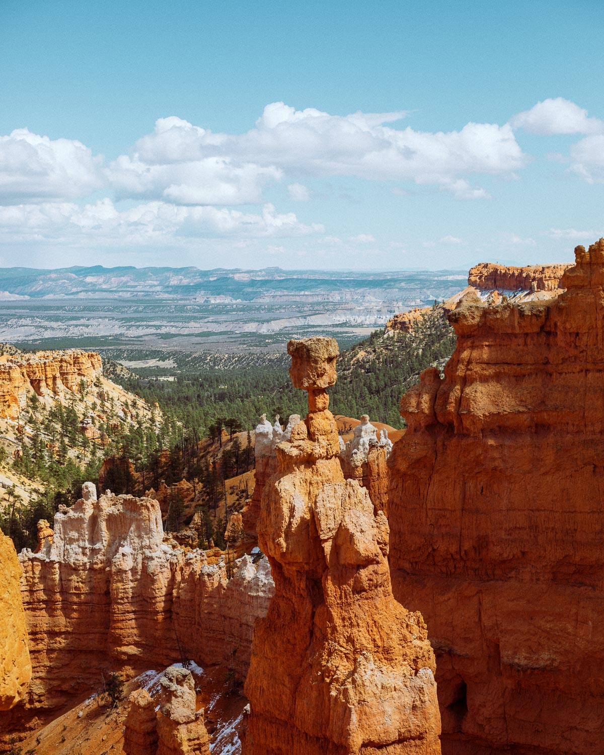Rachel Off Duty: Thor's Hammer in Bryce Canyon National Park