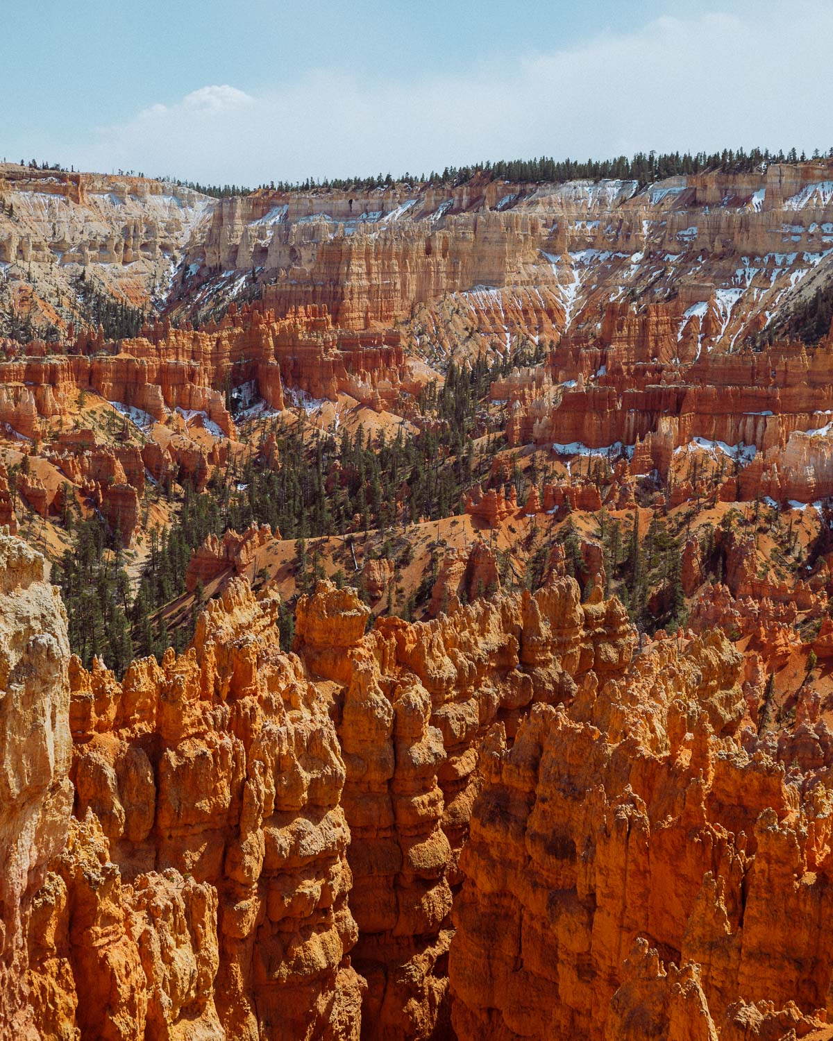 Rachel Off Duty: The Bryce Canyon National Park Ampitheater