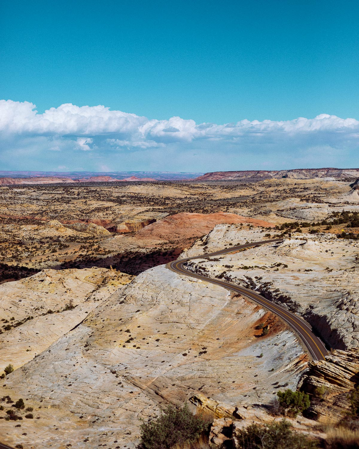 Rachel Off Duty: Views of Grand Staircase Escalante National Monument