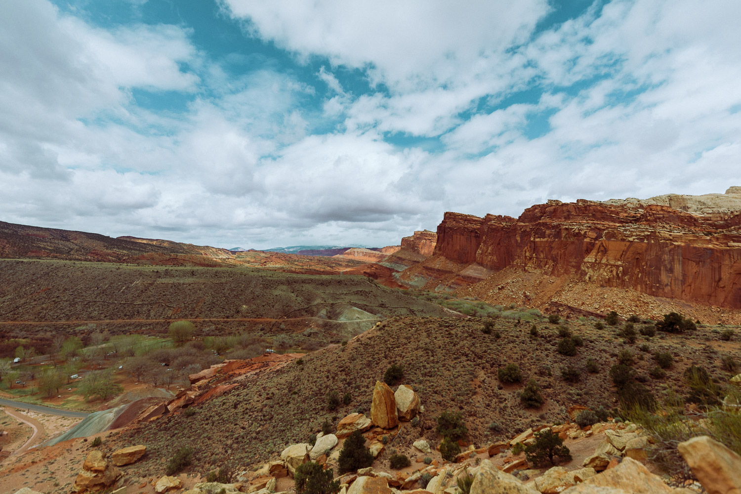Rachel Off Duty: The View of Canyonlands National Park