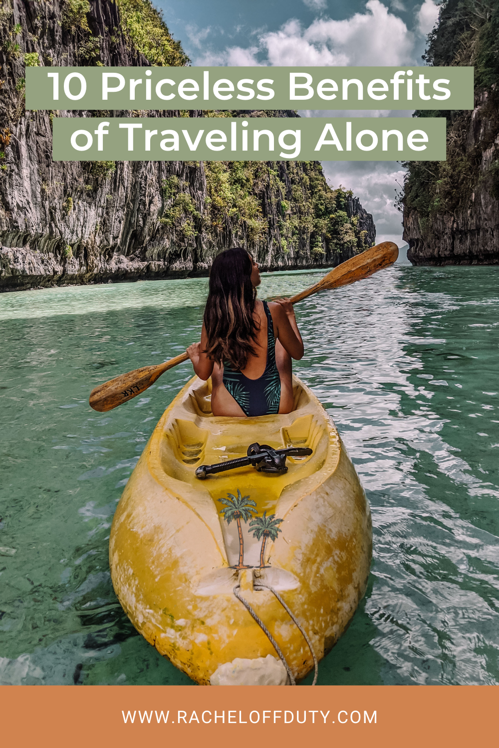 10 Priceless Benefits of Traveling Alone - Rachel Off Duty
